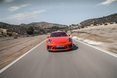 lava orange porsche porsche 911 gt3 lava orange the new porsche 911 gt3