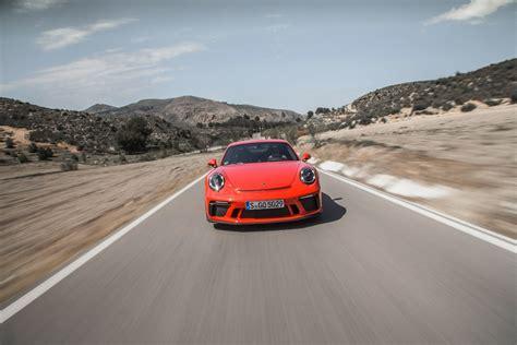 orange porsche 911 porsche 911 gt3 lava orange the new porsche 911 gt3