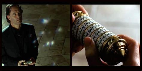 leonardo da vinci illuminati das kryptex aus the da vinci code oder sakrileg dan brown