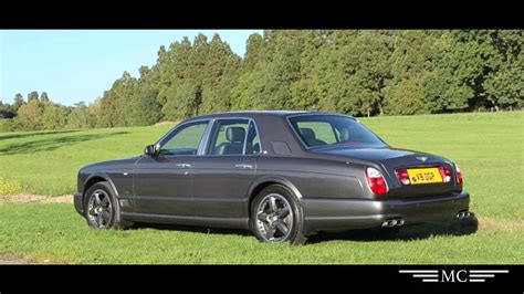 bentley arnage t mulliner bentley arnage t mulliner marlow cars youtube