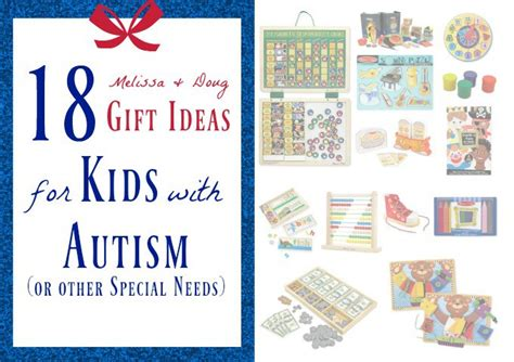 christmas gifts for childern with autism doug gift ideas for with autism or other special needs