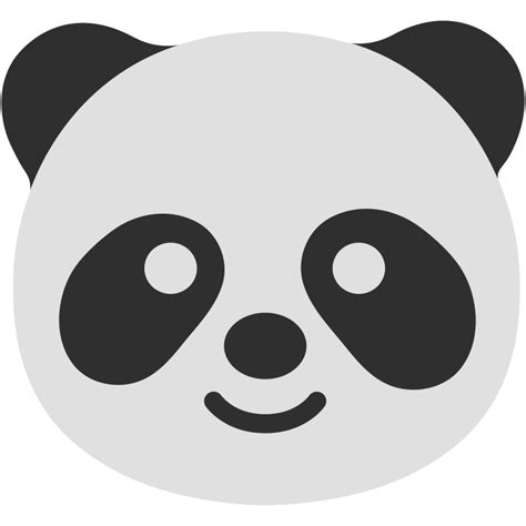 emoji panda archivo emoji u1f43c svg wikipedia la enciclopedia libre