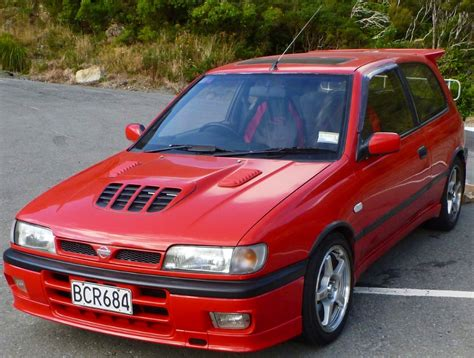 1990 Nissan Pulsar Gti R One Hell Of A Car Motive To