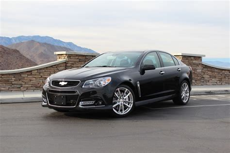 Chevy Ss Msrp by Gm S Other Performance Oriented Sedans How Do They Stack