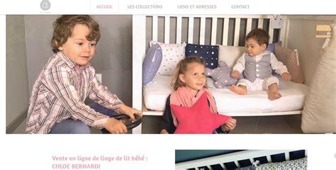 vente en ligne de linge de lit pour enfants chlo 233