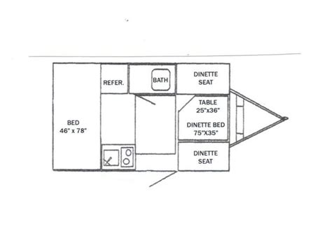 shasta rv floor plans looking for an alternative to the 1961 shasta airflyte