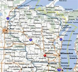 oregon wisconsin map local travel directions for krenz engineering oregon