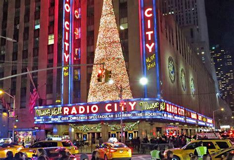 radio city christmas tree rockefeller center tree 2018