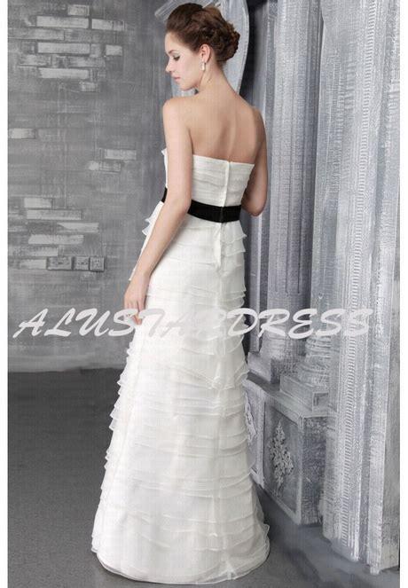 Hochzeitskleid Wei by Hochzeitskleid Wei 223 Schwarz