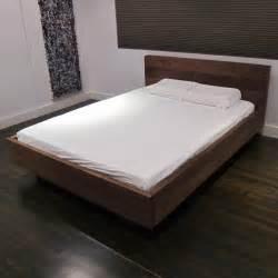 Floating Platform Bed Sarabi Cubic Floating Platform Bed Beds At Hayneedle