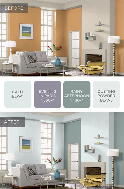 behr paint color calm make your living room a place of endless relaxation