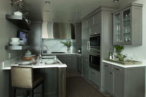 gray kitchen cabinets contemporary kitchen benjamin