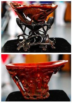 antiques roadshows most valuable find ever rhino cups may set most valuable find ever for antiques roadshow in oklahoma