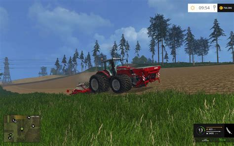 For Ls by Kverneland Ng S 601 F35 V1 0 For Ls 15 Farming Simulator