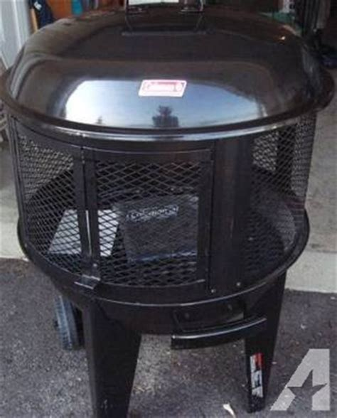 coleman pit coleman fireplace grill bbq for sale in donegal heights pennsylvania classified