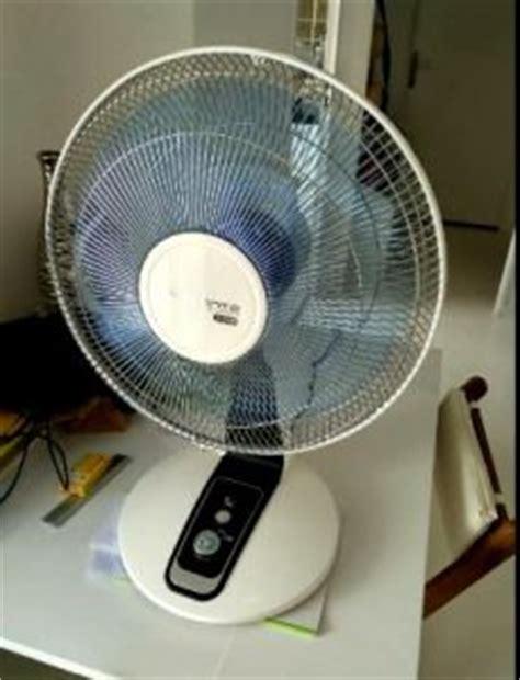 notre test du ventilateur de table rowenta turbo silence vu2640f0