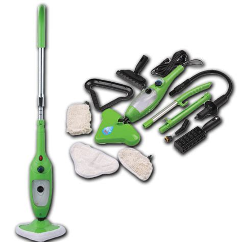 Dijamin H2o Mop X5 Steam Cleaner 5 In 1 h2o mop x5 cleaning tool
