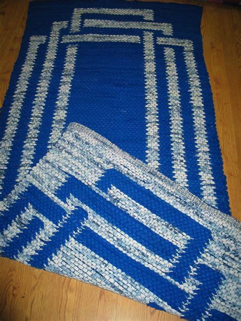 Rag Rug Weaving by Rugs Woodland Weavery Woodland Weavery