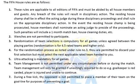 Fifa Apology Letter Exles Check Out The Fifa For This Dublin House Joe Ie