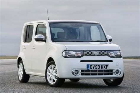 nissan cube 2009 car review honest