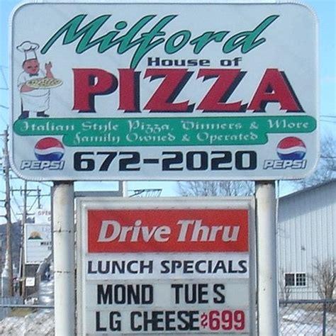 milford house of pizza milford house of pizza 14 reviews pizza 265 elm st