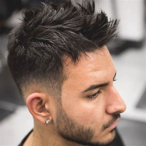 pictures of layered fades 25 faux hawk fohawk haircuts men s haircuts