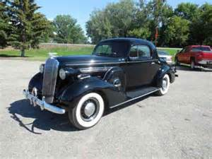1936 Buick Coupe Buick 3 Window Business Coupe 1936 Original Complete