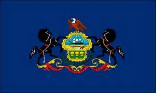 pennsylvania state color pennsylvania state flag pennsylvania