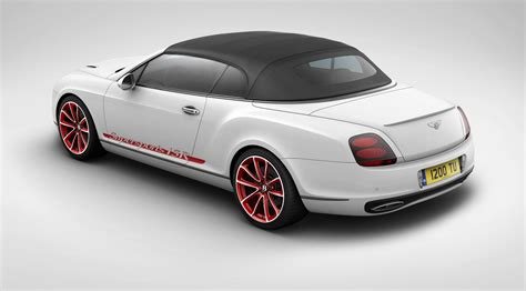 bentley sport convertible bentley continental supersports convertible isr extravaganzi
