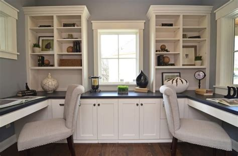 Two Person Desks For Home Office Two Person Desk Design For Your Wonderful Home Office Area