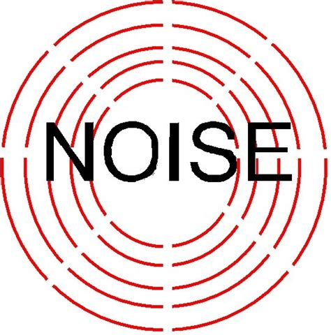 Of Noise All This Noise About Noise Guest Post By Laurie