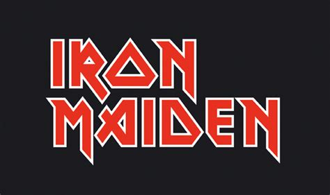 donwload logo iron maiden  logo wallpaper collection