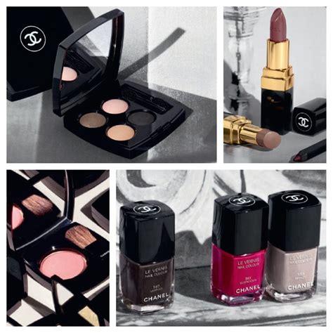 Make Up Chanel Sepaket les essentials de chanel najaars make up collectie 2012