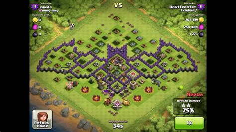 clash of clans boat base level 3 clash of clans thanks batman for the loot youtube