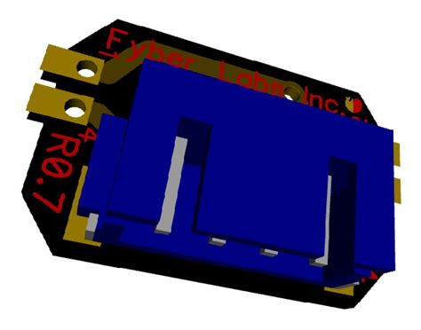 Cnc Led Rgb Green Blue 4p 4 Pin 5mm Clear Common Cathode 4p rgb flex module from fyberlabs on tindie
