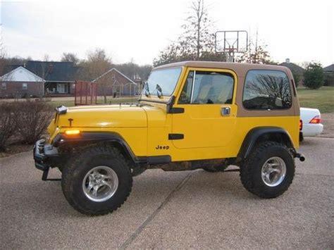 sthrngrl  jeep wrangler specs  modification