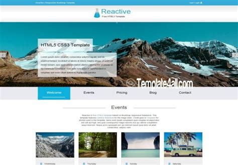 bootstrap themes for drupal 7 light free responsive bootstrap drupal 7 theme