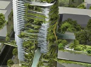 Sustainable Landscape Arch Is Ken Yeang S Brilliant Landscape Architecture