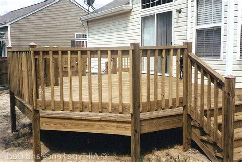 Simple Deck Railing Designs ? BALCONY IDEAS : Custom