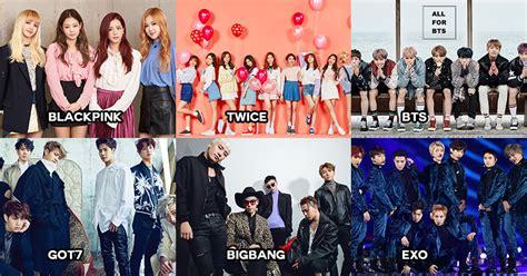 Masker Rempel Kpop Bts Exo Wanna One Blackpink Got7 Seventeen Etc poll the most favorite kpop of may semi ikopfans