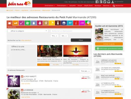 Restaurant La Grange Marmande by Restaurants 224 Marmande Marmande Services 47