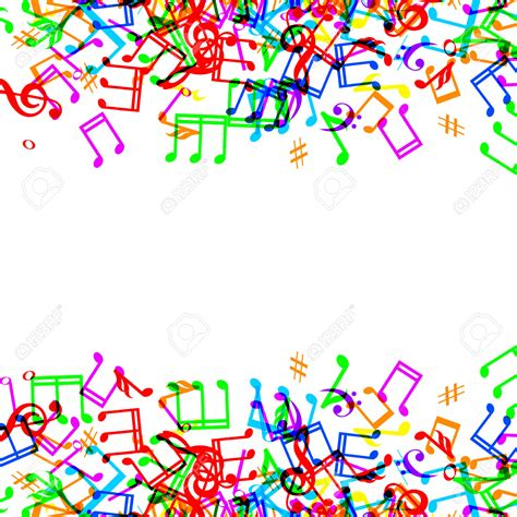 clipart musicali frame clipart clipground