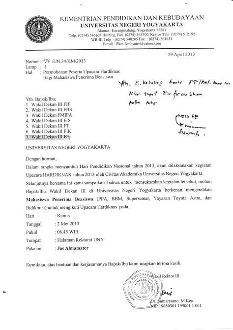 contoh surat rekomendasi beasiswa wisata dan info sumbar