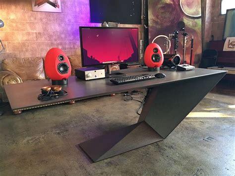 apex studio desk 25 best ideas about desk setup on imac desk