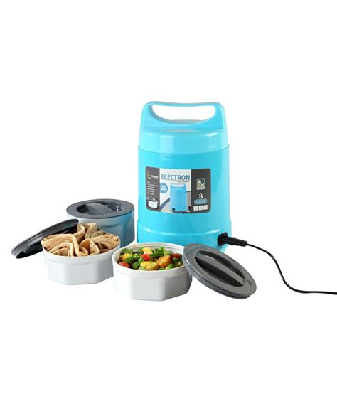 Electric Lunch Box 1 electron electric lunch box buy at best price in india snapdeal