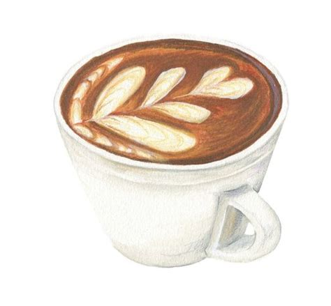 25  trending Coffee illustration ideas on Pinterest   The world flat, First art and Monday coffee