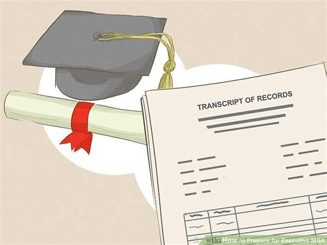 Mba Wikihow by 3 Ways To Prepare For Executive Mba Wikihow