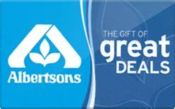 sell albertsons grocery gift cards raise - Albertsons Gift Card Exchange