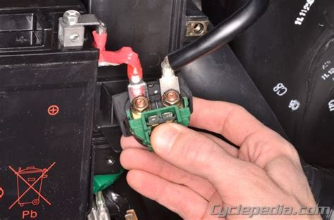 motorcycle starter solenoid www pixshark images