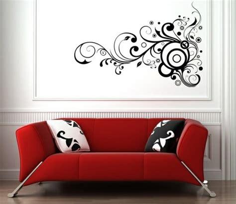 Tapeten Raumgestaltung by 120 Wohnzimmer Wandgestaltung Ideen
